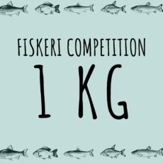 FISKERI COMPETITION 1kg