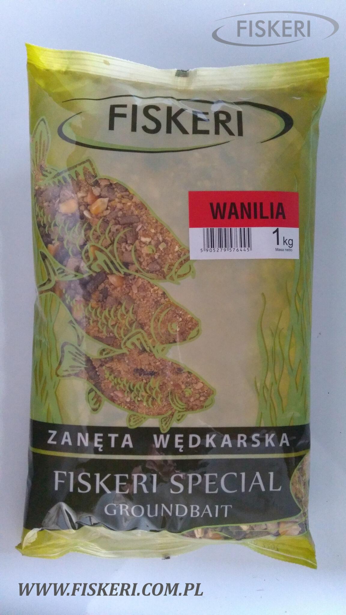 zanÄ™ta wanilia