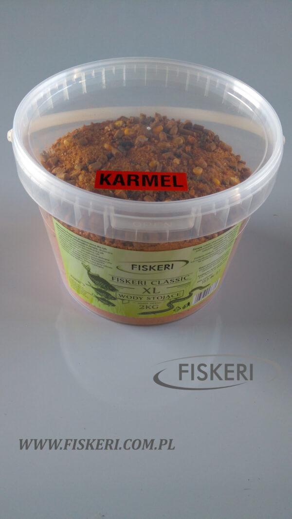 zanęta karpiowa karmel